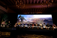 """The Global Press Conference For Disney's """"THE LION KING"""""""