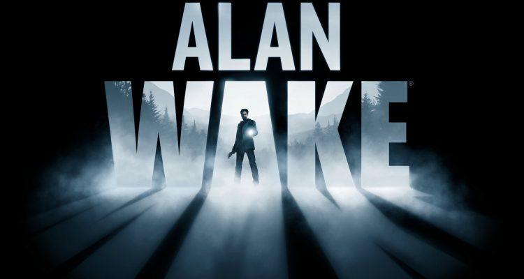 The logo for Alan Wake.