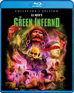 The Green Inferno: The Collector's Edition Blu-ray