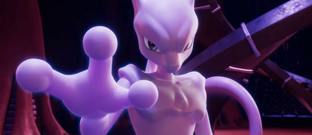 Ax 2019 Pokemon Mewtwo Strikes Back Evolution Doesn T Have The