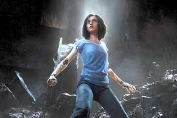 Alita Battle Angel Blu-ray Review