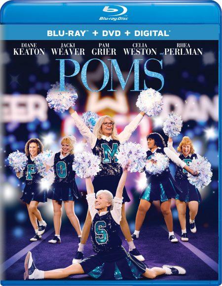 Poms Blu-ray