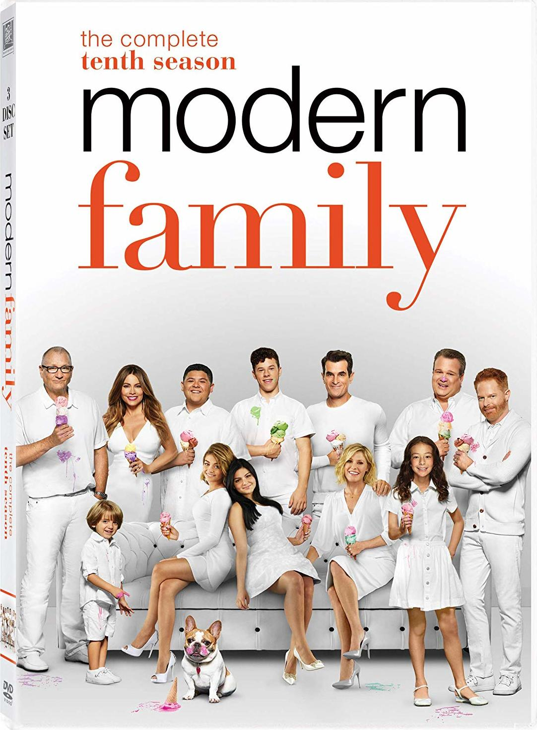Modern Family: The Complete Tenth Season DVD