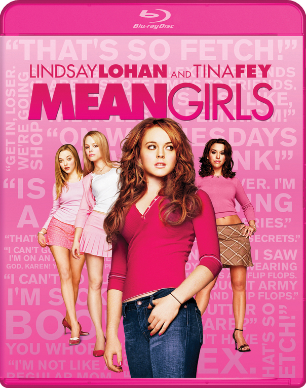 Mean Girls: 15th Anniversary Edition Blu-ray