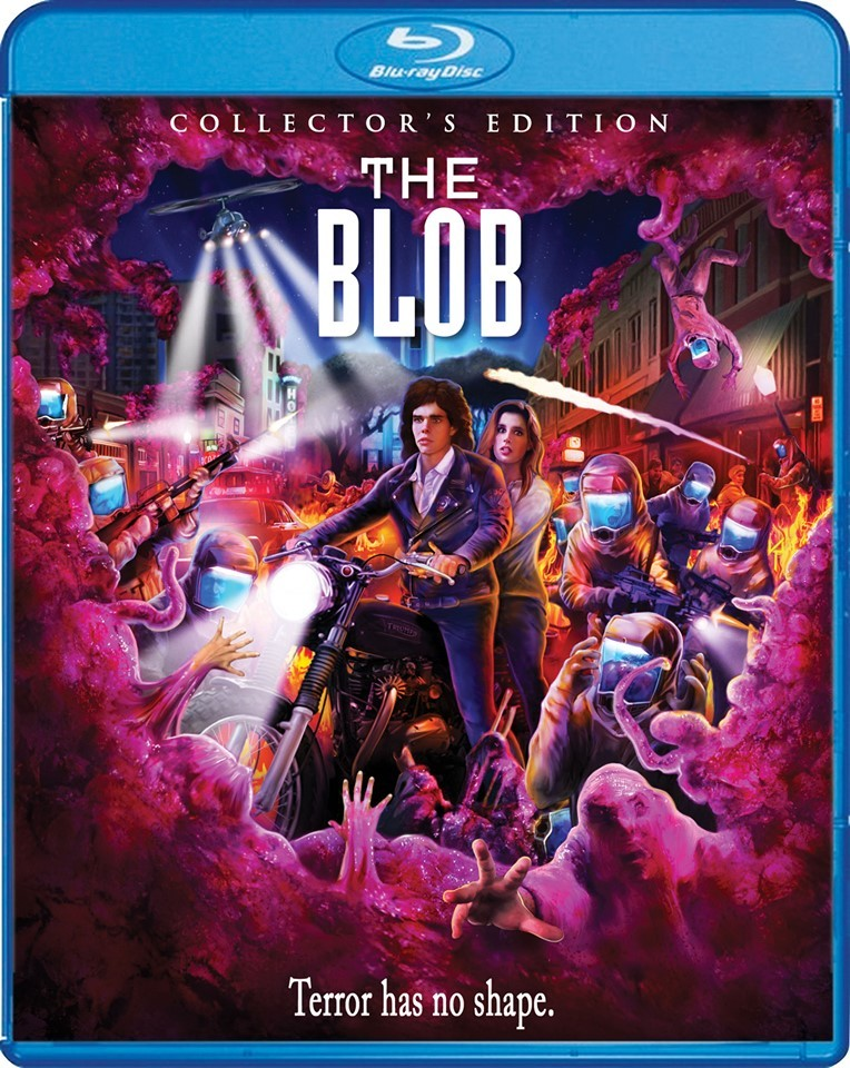 The Blob: Collector's Edition Blu-ray