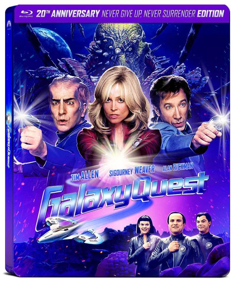 Galaxy Quest: 20th Anniversary Edition Blu-ray