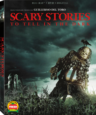 Scary Stories to Tell in the Dark Blu-ray Review