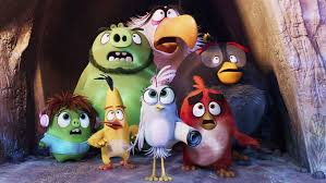 The Angry Birds Movie 2 Blu-ray
