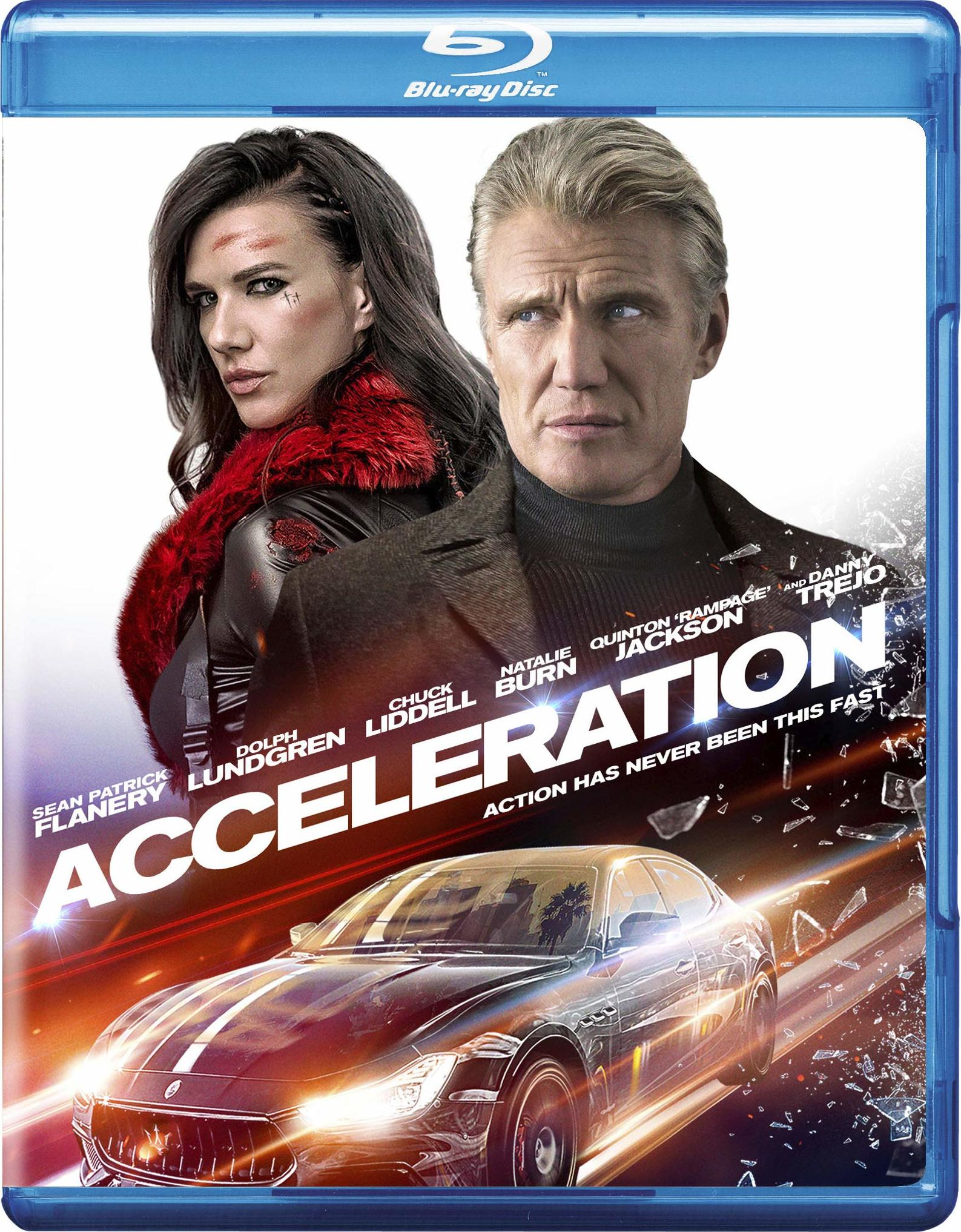 Acceleration Blu-ray