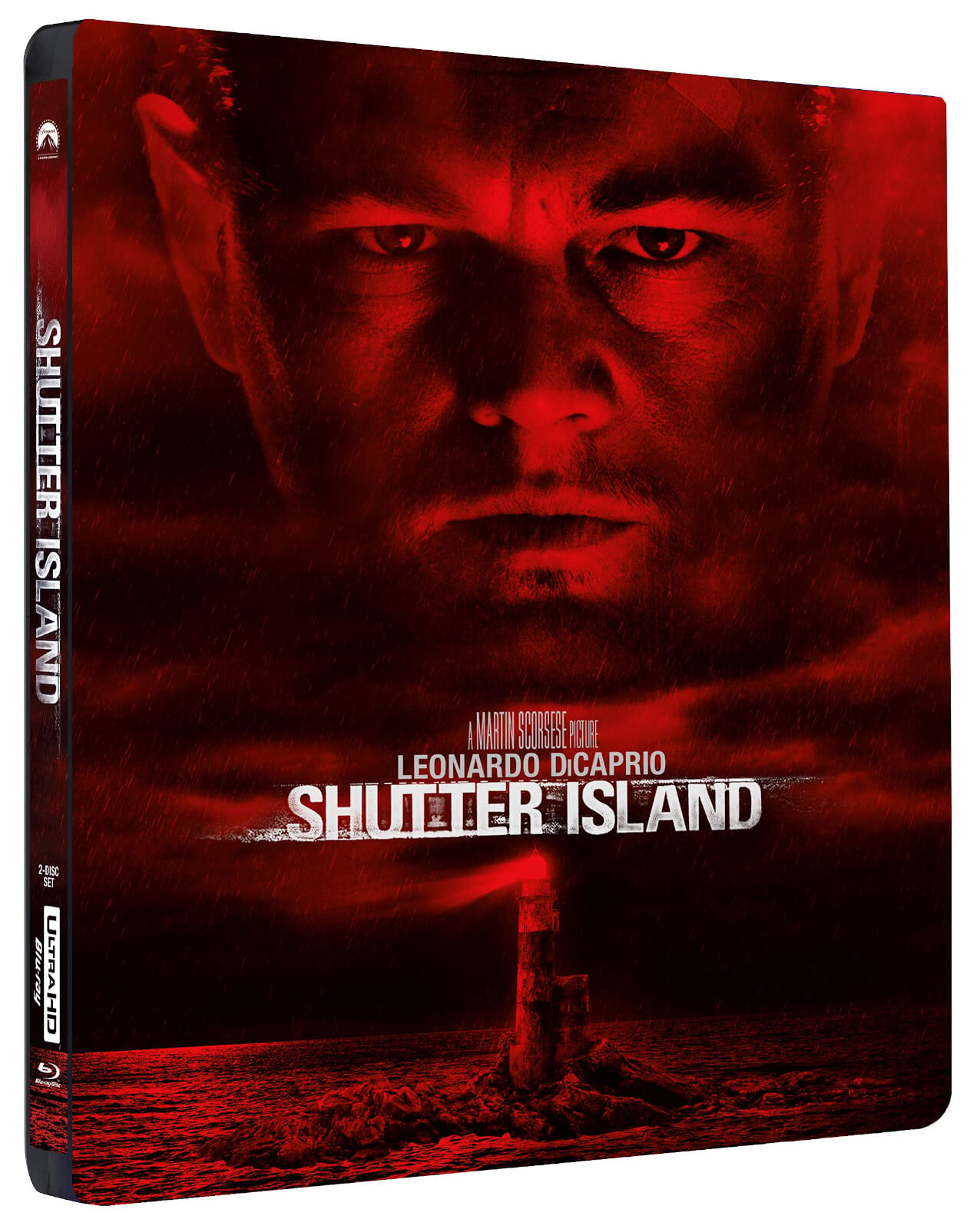 Shutter Island 10th Anniversary Limited Edition 4k
