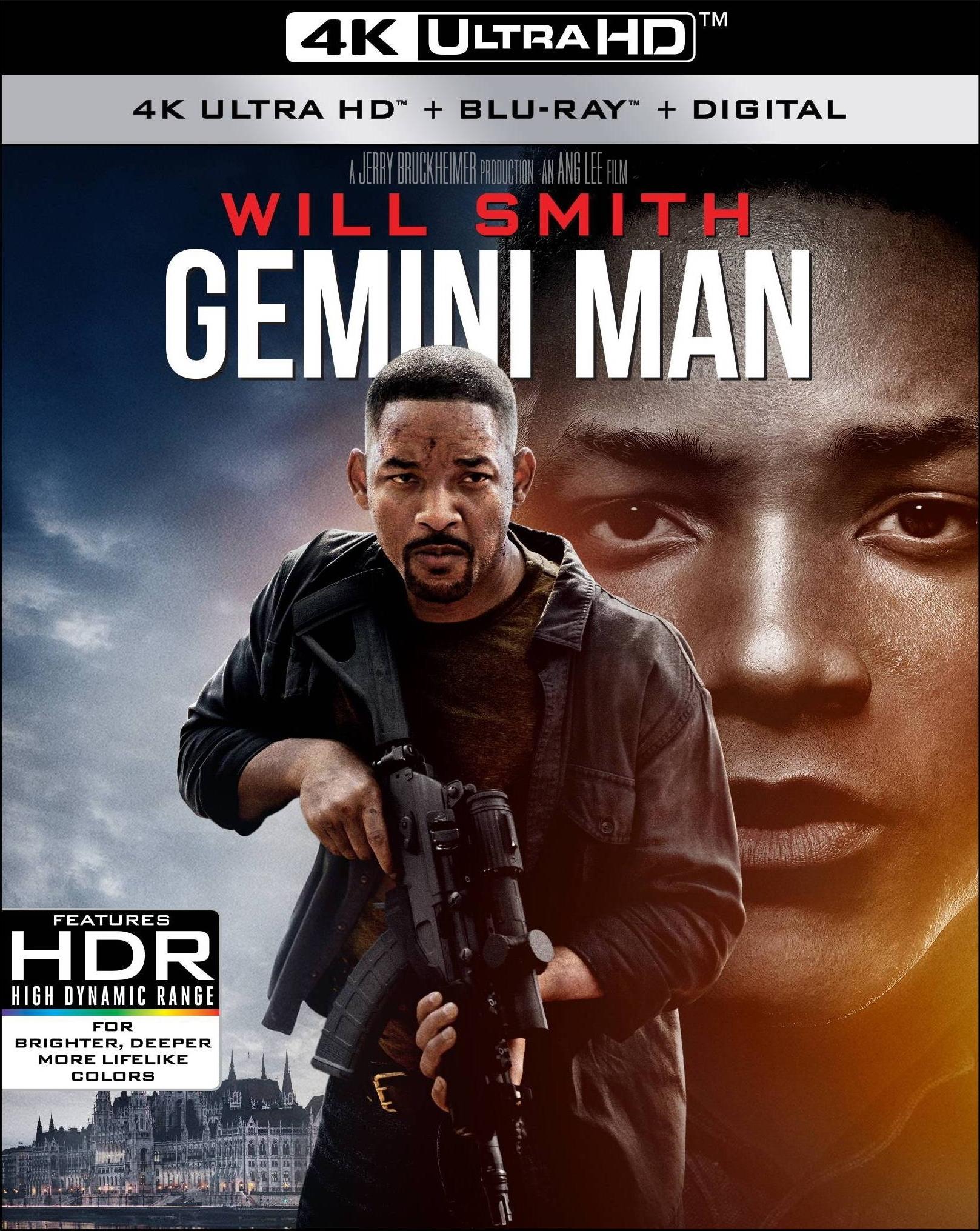 Gemini Man 4K Review