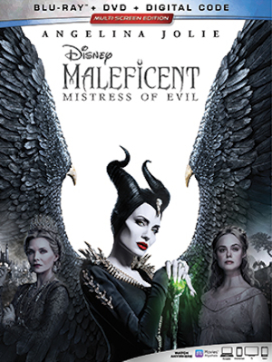 Maleficent: Mistress of Evil Blu-ray Review