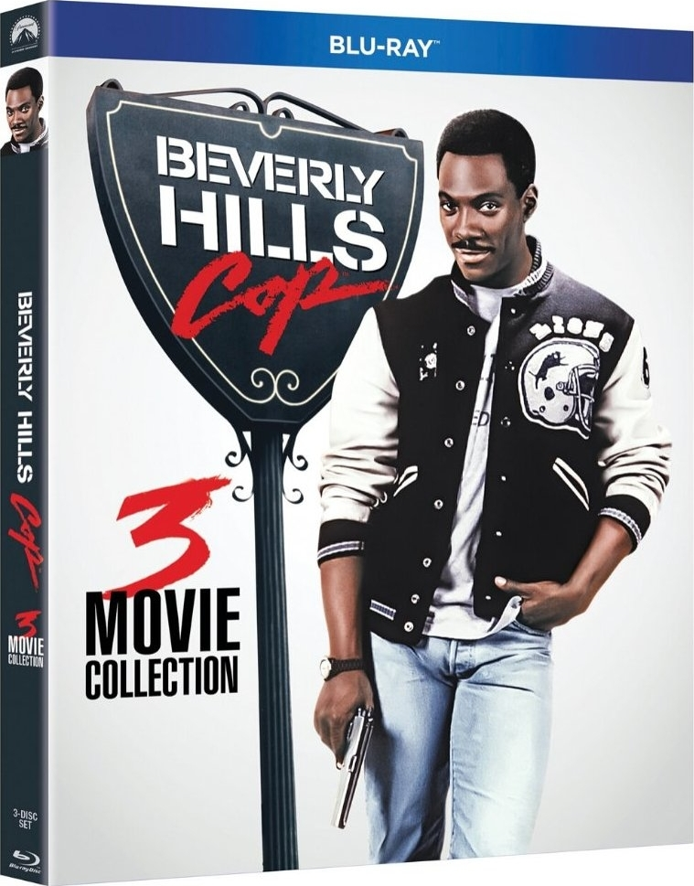 Beverly Hills Cop-3 Movie Collection