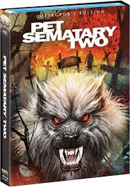 Pet Sematary Two Collector's Edition Blu-ray