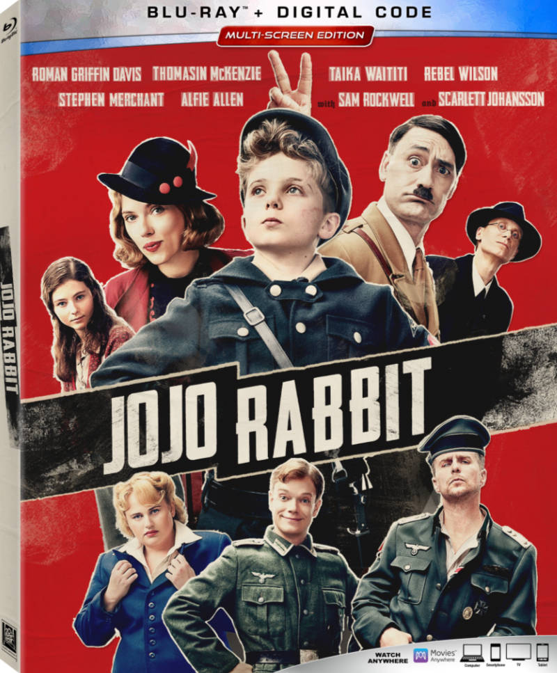 Jojo Rabbit BLu-ray Review