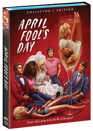April Fool's Day Blu-ray