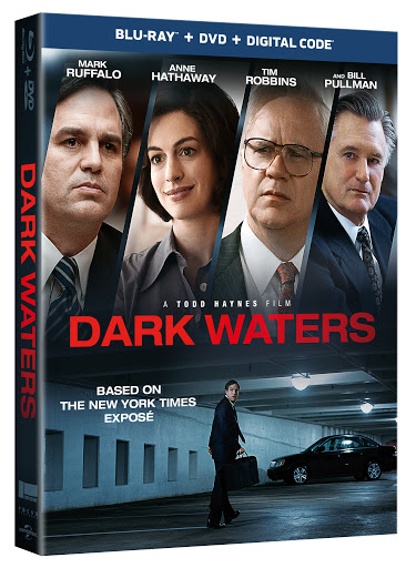 Dark Waters Blu-ray