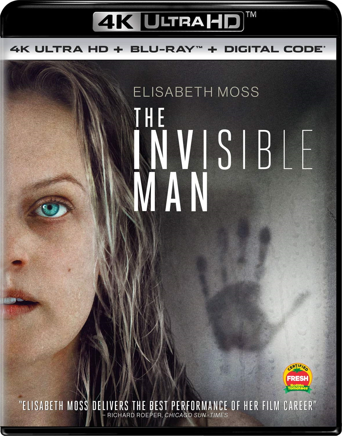 The Invisible Man 4K Review
