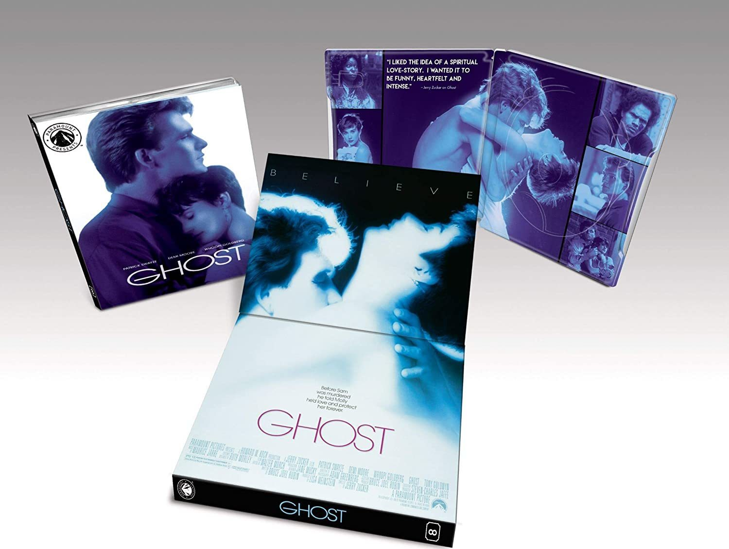 Ghost 30th Anniversary Blu-ray