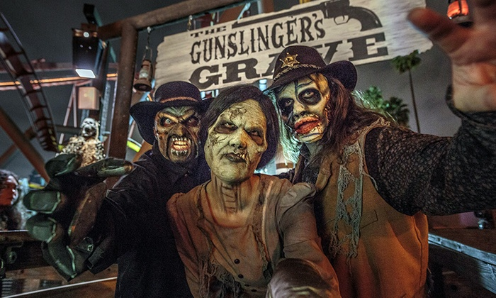 Knotts Scary Farm To Remain Entombed For 2020 Season Will Return In 2021 Nuke The Fridge
