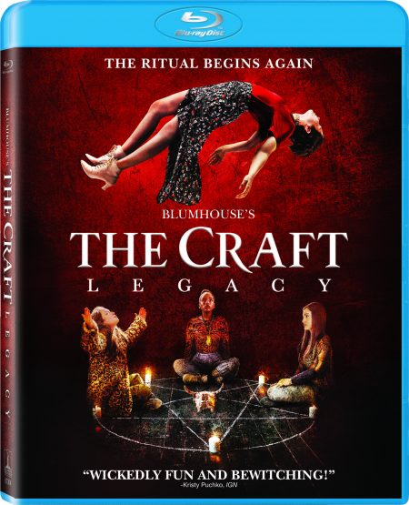The Craft: Legacy Blu-ray