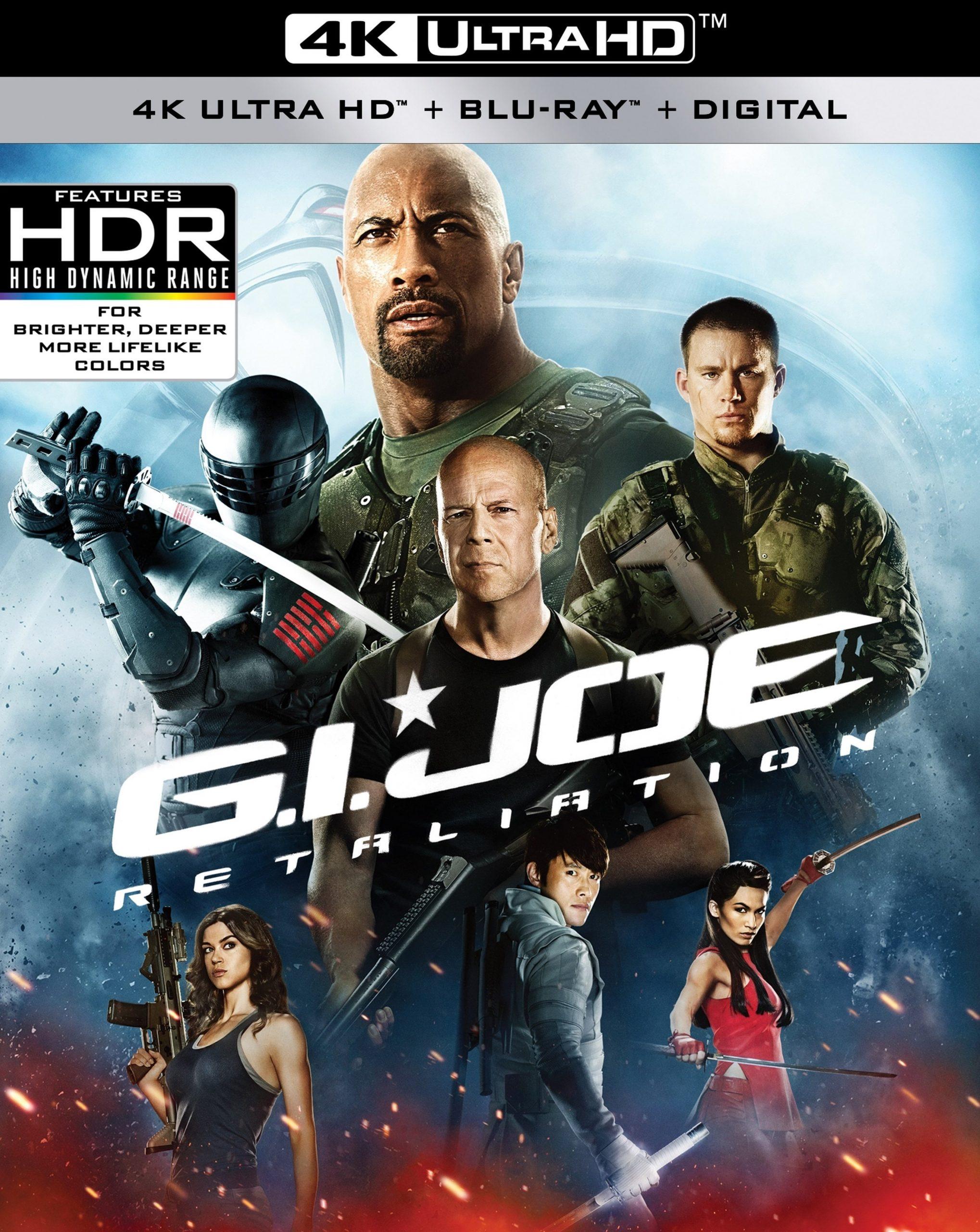 G.I. Joe: Retaliation 4k