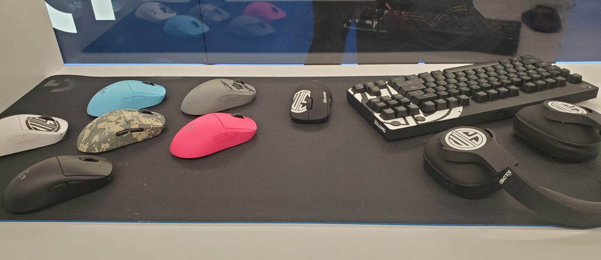 E3 2019 – Logitech HERO 16K sensor coming to G403, G703, and