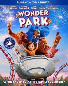 Wonder Park Blu-ray Review