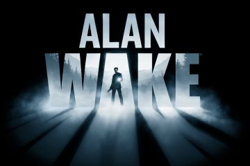 The logo for Alan Wake.