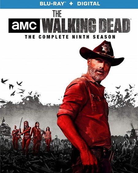 The Walking Dead: The Complete Ninth Season Blu-ray