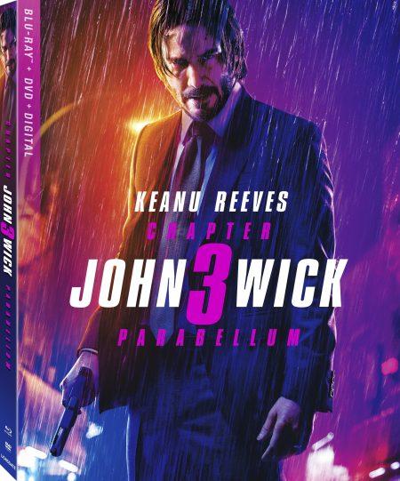 John Wick: Chapter 3 Parabellum Blu-ray Review