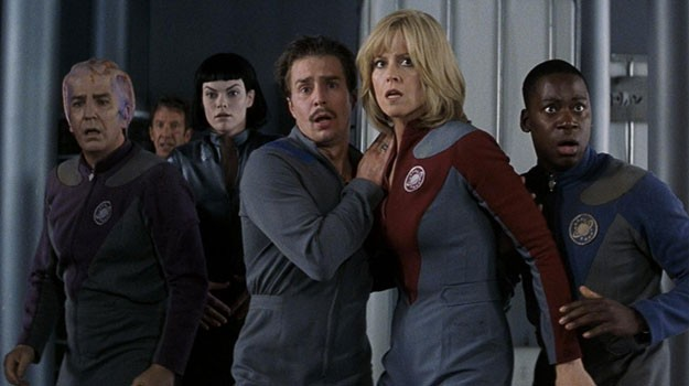 Galaxy Quest: 20th Anniversary Blu-ray
