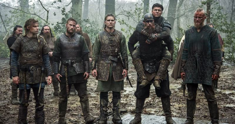 Viking Season 5 Volume 2 Blu-ray
