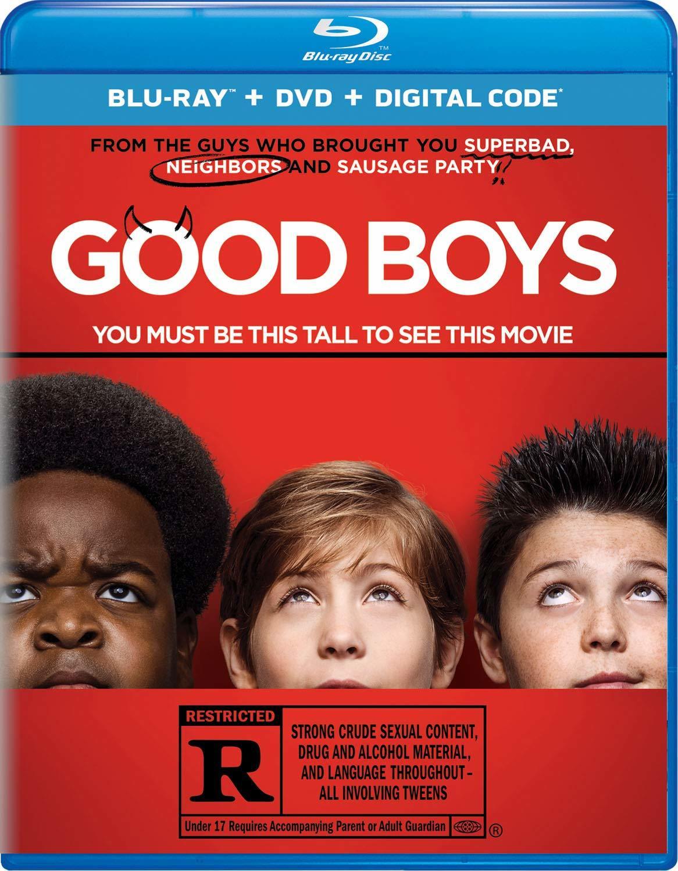 Good Boys Blu-ray