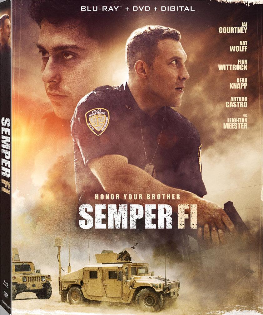 Semper Fi Blu-ray