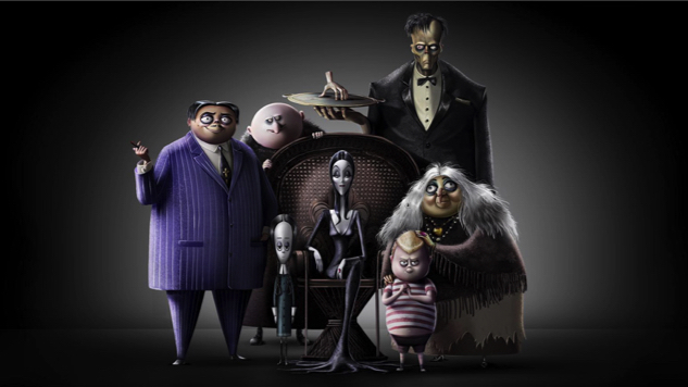 Addams Family Blu-ray