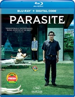 Parasite Blu-ray Review