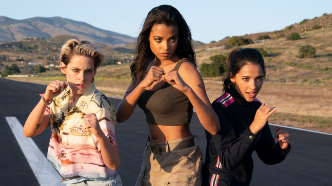 Charlie's Angels 4K Review