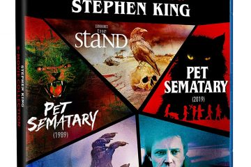 Stephen King 5 movie Blu-ray