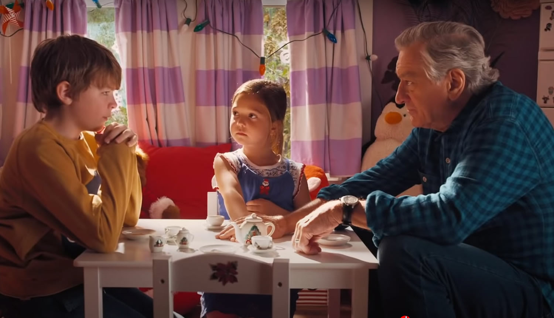 The War with Grandpa Blu-ray