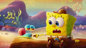 The Spongebob Movie: Sponge on the run Blu-ray