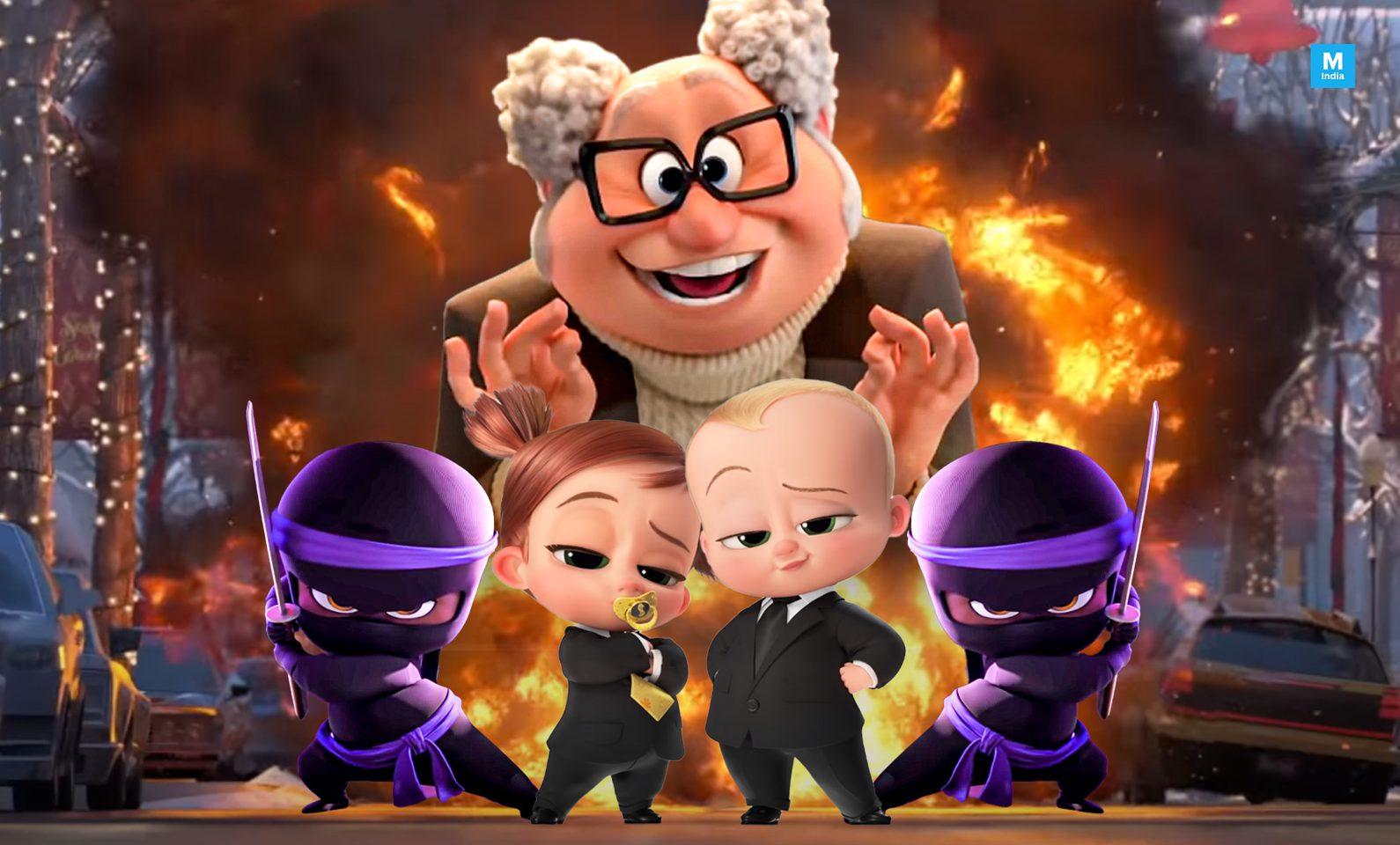 Boss Baby: Family Business Blu-ray